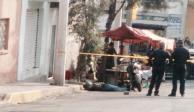 Matan a colombiano; presuntamente extorsionaba en la Gustavo A. Madero