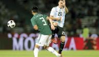 El Tri es exhibido y cae 2-0 ante Argentina