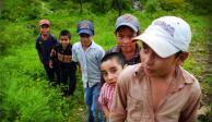 Tiendas de campaña en base militar, opción de Trump para niños migrantes