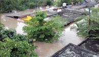 Paso del huracán Willa ahoga a 12 poblaciones de Nayarit y 2 Sinaloa
