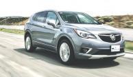 Modificado, reforzado y con el mejor material: Buick Envision