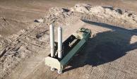 VIDEO: Así es el sistema de misiles que Rusia probó hoy en el Ártico