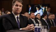 Confirma Senado de EU a Kavanaugh como magistrado de Corte Suprema