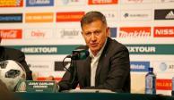 Ausencias de Croacia para enfrentar al Tri molestan a Osorio