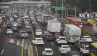 Por vacaciones de verano, carreteras registran alto flujo de paseantes