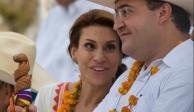 Adquiere Karime Macías, esposa de Javier Duarte, mansión de 7 mdd