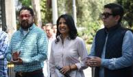 Líderes de Morena se suman a candidatura de Barrales