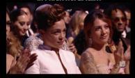 Los memes por el gesto de Natalia Lafourcade a Maluma en los Grammys