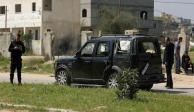 Sobrevive primer ministro palestino a ataque en Franja de Gaza