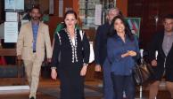 Pide Carpinteyro voto para Barrales en la CDMX