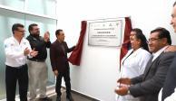 Gobernador de Hidalgo inaugura Centro de Salud en Pachuca