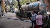 Hoy se comenzará a resentir el desabasto de agua: Amieva