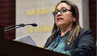 Pide CNDH protección para diputada por el asesinato de su hija