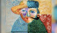 Exponen en Bellas Artes obras de alumnos de arte con Síndrome de Down