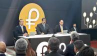 Alcanza los 735 mdd el lanzamiento del petro en Venezuela