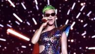 Katy Perry, la mujer mejor pagada de la industria discográfica