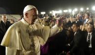 """Acepta el Papa apoyar programa para """"ninis"""" de AMLO"""