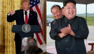 Un almuerzo, reunión privada y conferencia, el programa del encuentro Trump-Kim