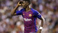 FOTOS: Barcelona gana en Valladolid con gol de Dembélé en futbol español