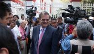 El 27 de agosto arranca transición en temas de política exterior, adelanta Ebrard
