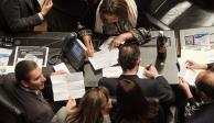Ningún candidato logra mayoría para ser ministro; van a segunda votación