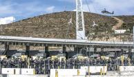 Trump amenaza cerrar frontera por éxodo; Tijuana, en crisis humanitaria