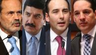 Panistas lamentan imposición de Zepeda como coordinador del PAN en el Senado