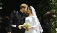 Príncipe Harry y Meghan Markle reciben título de Duques de Sussex