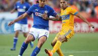 Cruz Azul empata 2-2 con Tigres, mantiene esperanza de llegar a liguilla
