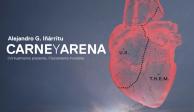 """Cierra """"Carne y Arena"""", instalación virtual de González Iñarritu sobre migración"""