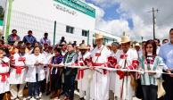 El gobierno de Chiapas inaugura más hospitales en zonas indígenas
