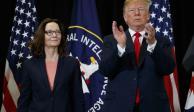 """Jura la """"Reina de la Tortura"""" como directora de la CIA y Trump lo celebra"""