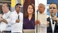 Candidatos a la Presidencia felicitan a mamás mexicanas