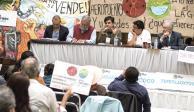 Atencos, Encinas y Espriú abren frente ecológico contra NAIM en Texcoco