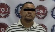 Fiscalía de Edomex detiene a fundador de La Unión de Tepito