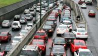Reactivan Hoy No Circula; paran autos con holograma 2 y 1 placa non