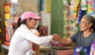A fortalecer y fomentar la economía se compromete Candy Ayuso