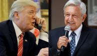 Migración con Centroamérica, nuevo paso con Trump: AMLO