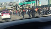 Tras acuerdo, perredistas se retiran de inmediaciones del aeropuerto