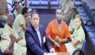 Asesino de XXXTentacion, con antecedentes por robo de auto, violencia doméstica...