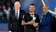 El Neymar que juega del otro lado del mundo