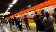 SSPCDMX arresta a dos hombres acusados de abuso sexual en el Metro