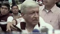Rechazan retirar spots del PRI que aluden a López Obrador