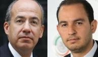Calderón califica de traidor y corrupto a Marko Cortés