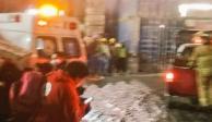 Se registra incendio en túnel de la México-Toluca; suman 22 intoxicados