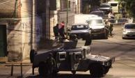 """Marina abate a sobrino de """"El Ojos"""" durante operativo en Tláhuac"""