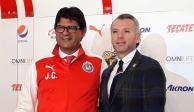 Chivas presenta a José Cardozo como su nuevo director técnico