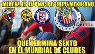 Los MEMES no perdonan el fracaso de Chivas en el Mundial de Clubes
