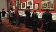 Visitan 20 mil personas exposición Tesoros de la Hispanic Society of America