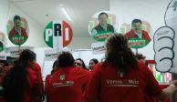 Se bajan de Morena y PRD militantes en Magdalena Contreras; se suman al PRI